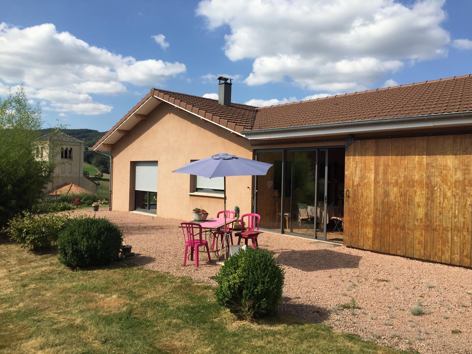 Vente villa de 2010 secteur haut beaujolais for Acheter maison beaujolais